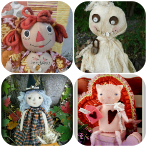 Prims & Doll patterns